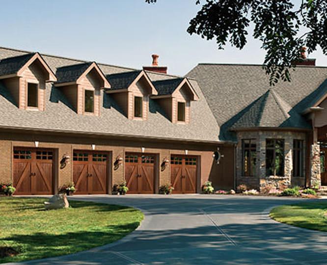 Clopay Canyon Ridge Limited Edition Series Garage Door