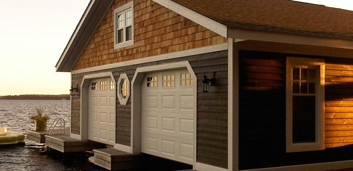 Boathouse Doors Garage Doors For Boathouses Ancro Doors