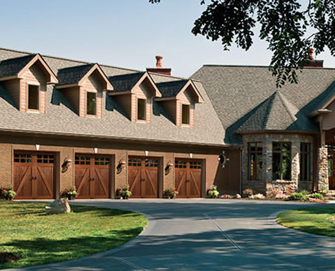 Clopay Canyon Ridge Limited Edition Series Garage Door