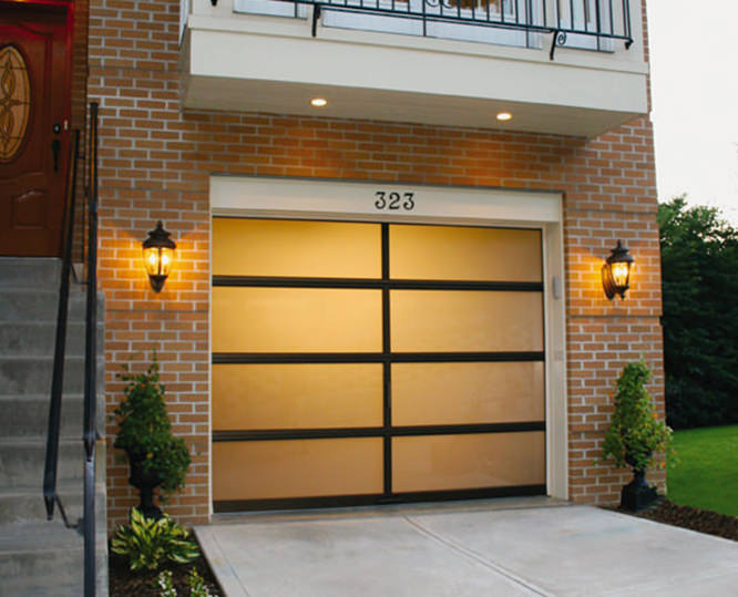 Clopay Avante Collection Garage Door Ancro Inc