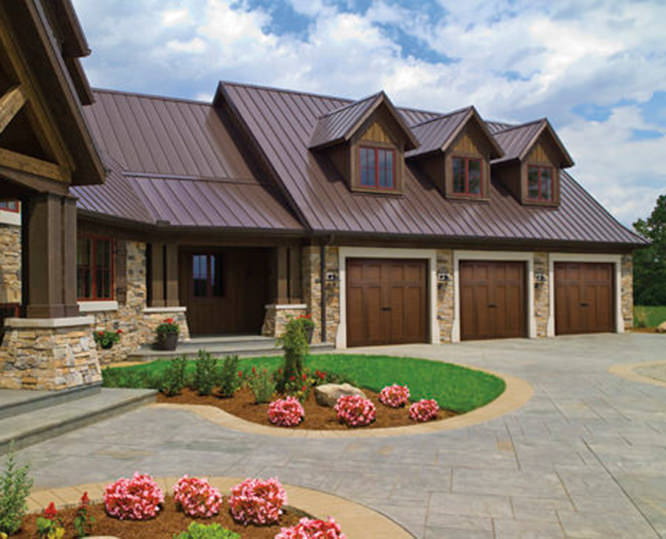Clopay Canyon Ridge Ultra Grain Series Garage Door