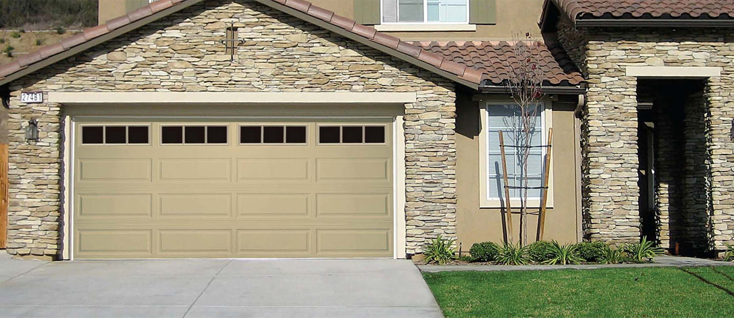 Ancro, Inc.: Garage Doors and Windows for Residential and Commercial