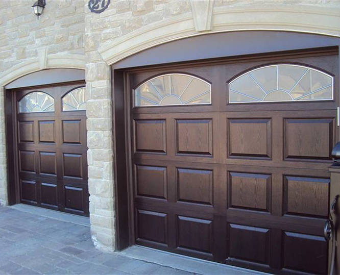 Chi Raised Panel Garage Door Ancro Inc