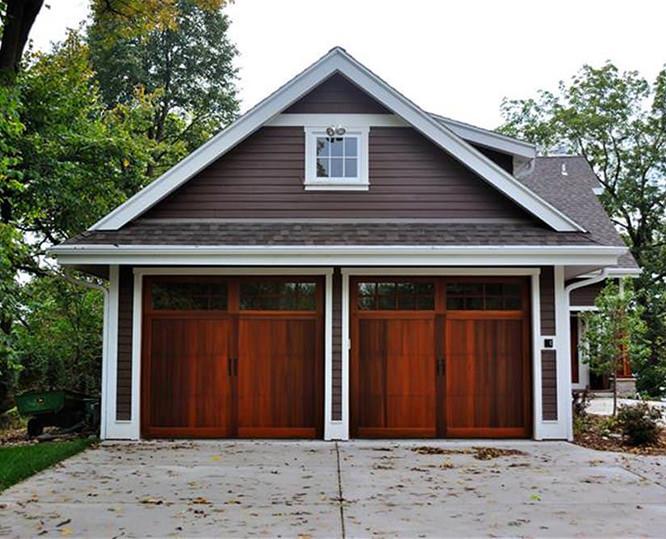 Chi Carriage House Overlay Garage Door Ancro Inc