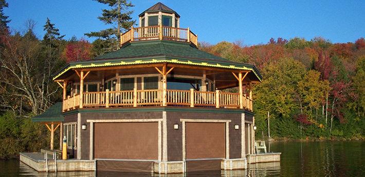 PreviousNext & Boathouse Doors | Garage Doors for Boathouses | Ancro Doors